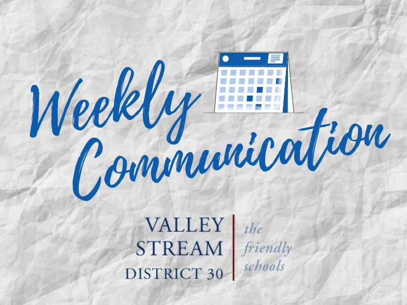 Weekly Communication